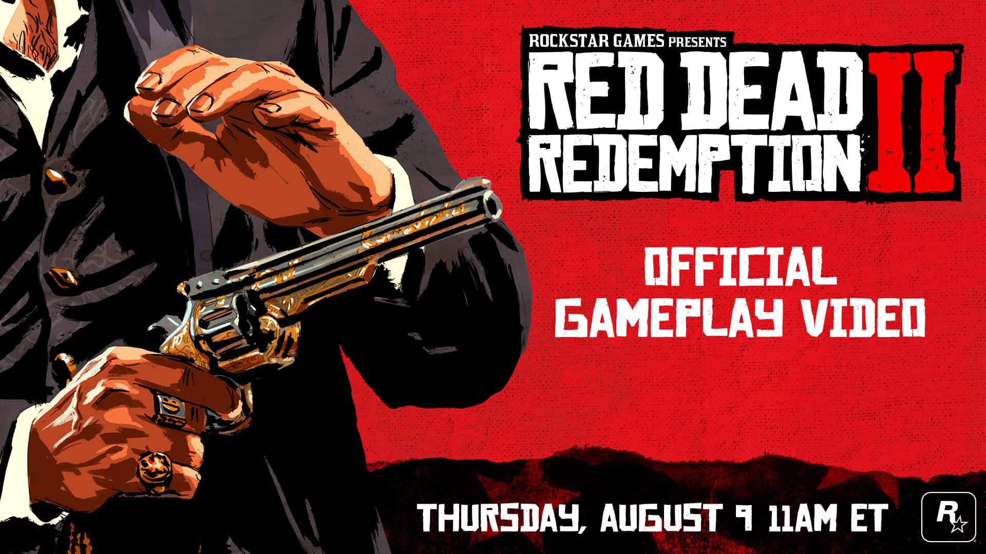 red dead redemption 2 gameplay analysis