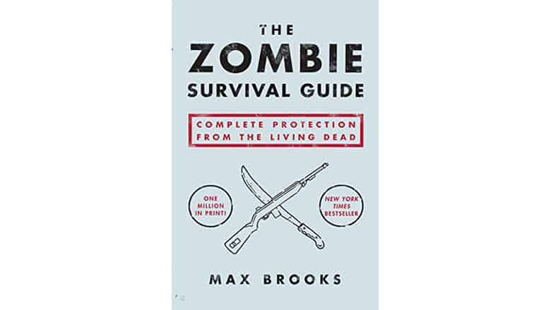 the zombie survival guide by max brookss