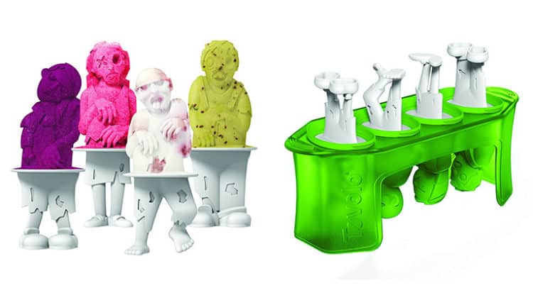 Tovolo Zombie Pop Molds