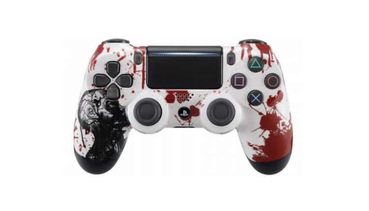 zombie ps4 controller