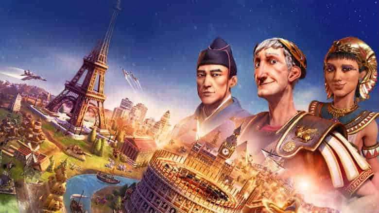 Civilization 6 for Nintendo Switch