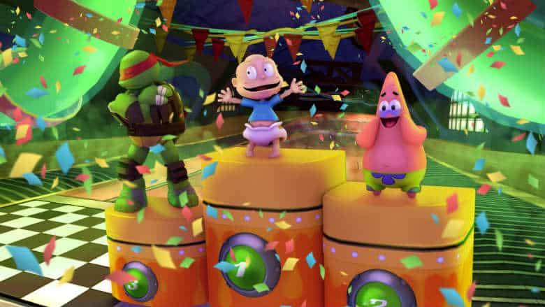 Nickelodeon Kart Racers Release Date