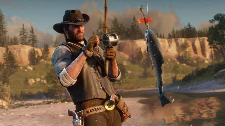 Red Dead Redemption 2 Wildlife