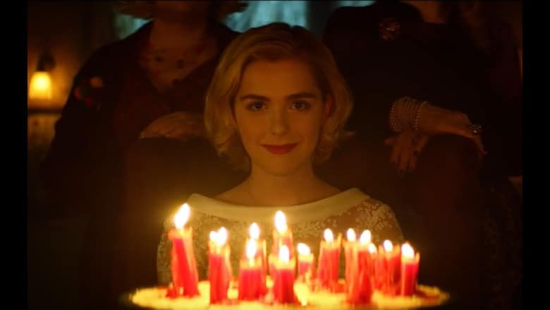 The Chilling Adventures of Sabrina Trailer