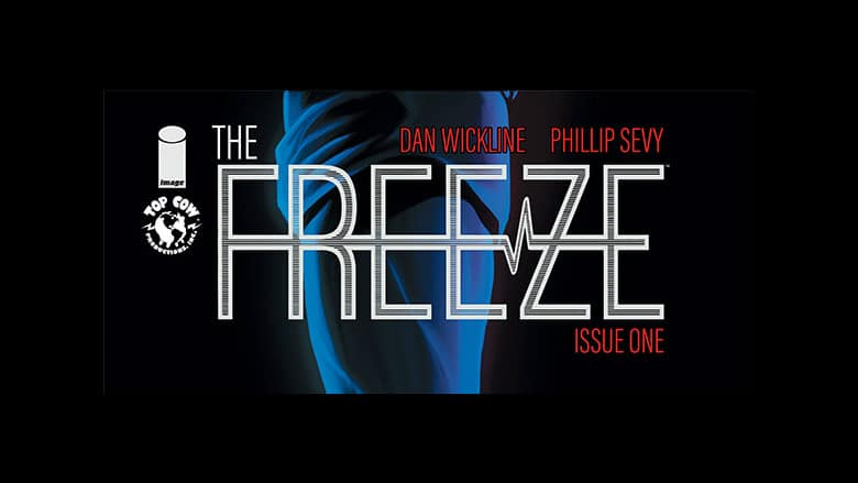 The Freeze Comic
