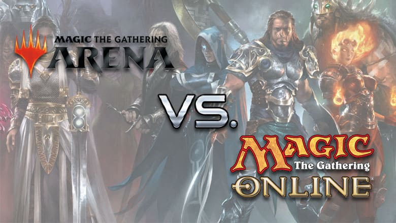 MTG Arena vs  MTGO: The Pros & Cons of Each (2019) | Nerd Much?