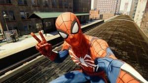 spider-man camera mode