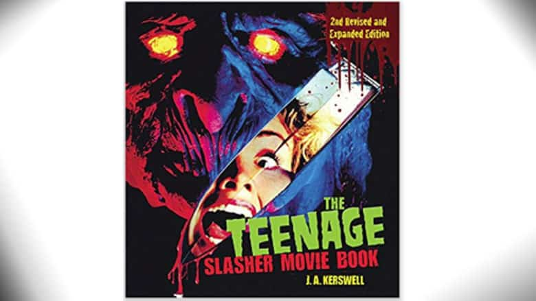 teenage slasher movie book