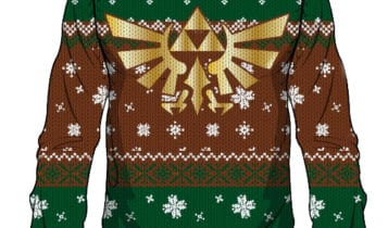 Video Game Christmas Sweaters