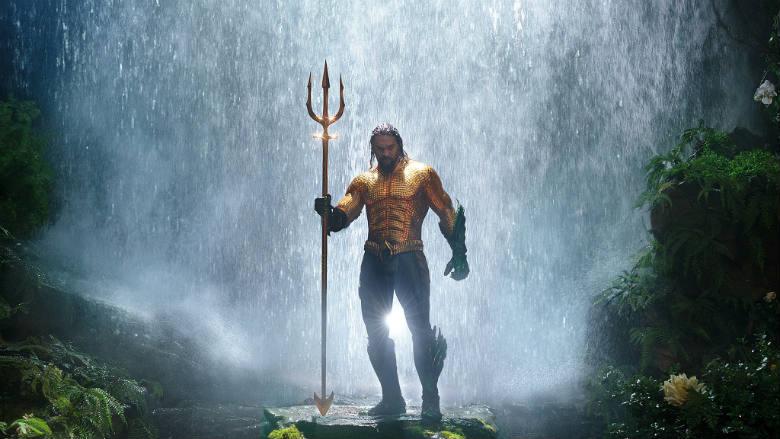 Aquaman trailer nycc