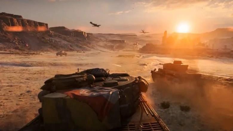 Battlefield 5 single player trailer