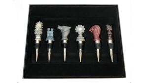 Game of Thrones wine stoppers
