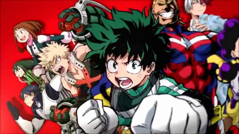 My Hero Academia live-action movie