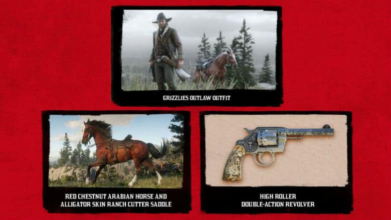 Red Dead Redemption 2 Early Access Content
