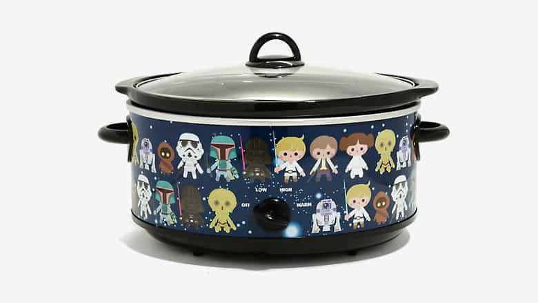 Star Wars Slow Cooker