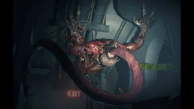 Resident Evil 2 Remake Gameplay Trailer