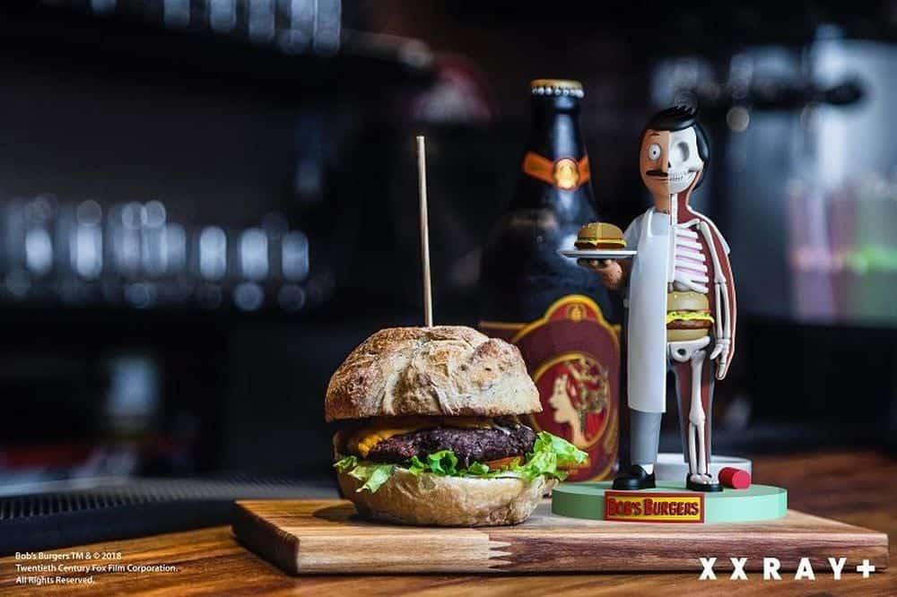 XXRAY Bob's Burgers Bob Belcher – $99