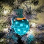 Editor's Choice: Boogie Bomb Ornament