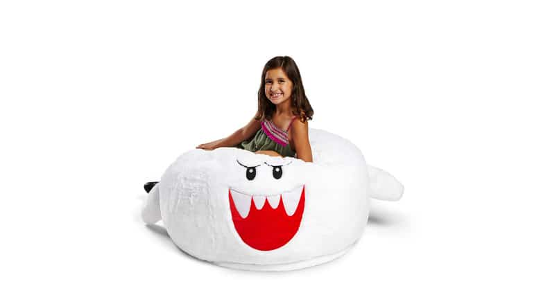 Super Mario Boo Bean Bag