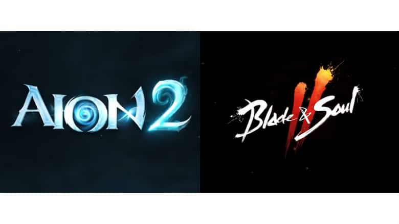 Aion 2 and Blade Soul 2 Announced