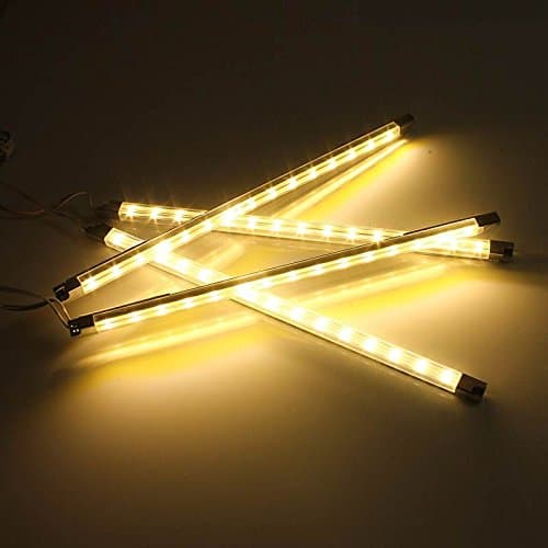 Bookshelf Light Bars