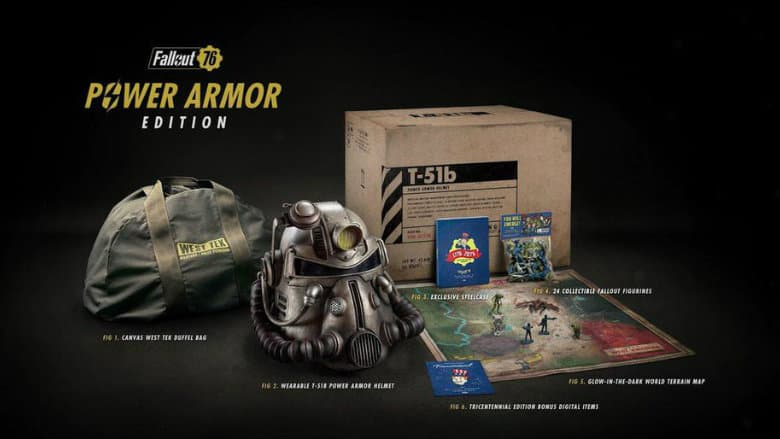 Fallout 76 Power Armor Edition Controversy
