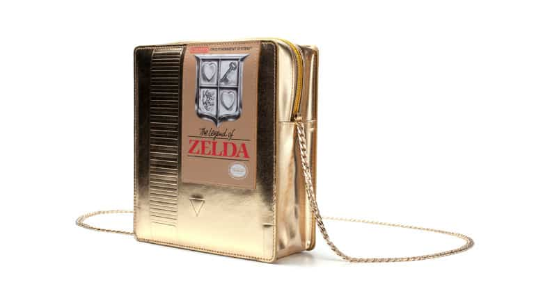 Legend of Zelda: Golden Touch Handbag