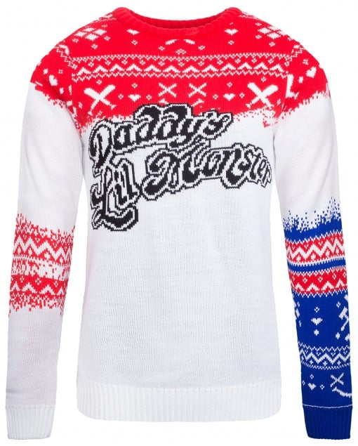 Harley Quinn Christmas Sweater