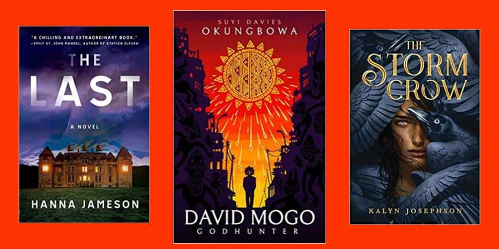 Best Books Of 2020 Fiction Best New Upcoming Sci fi & Fantasy Books of 2019