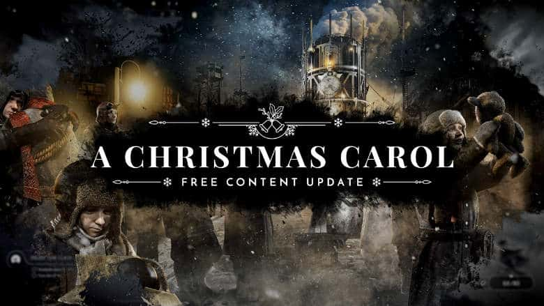 Frostpunk Christmas Update
