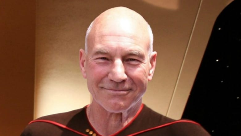 Patrick Stewart Star Trek Series