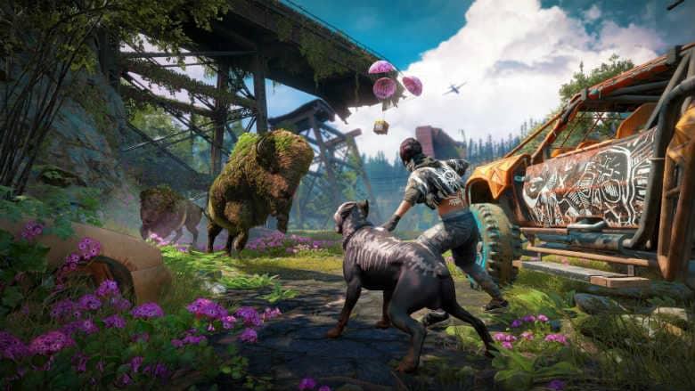 Far Cry New Dawn Details