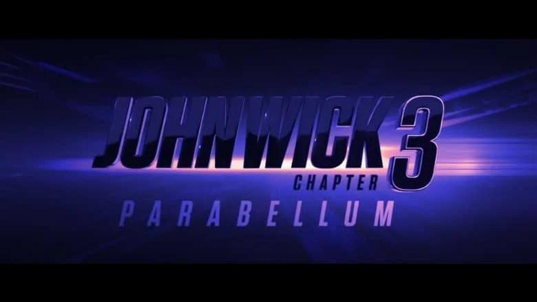 John Wick: Chapter 3 Trailer