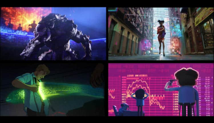 Love, Death, And Robots (March 15, 2019) – Netflix