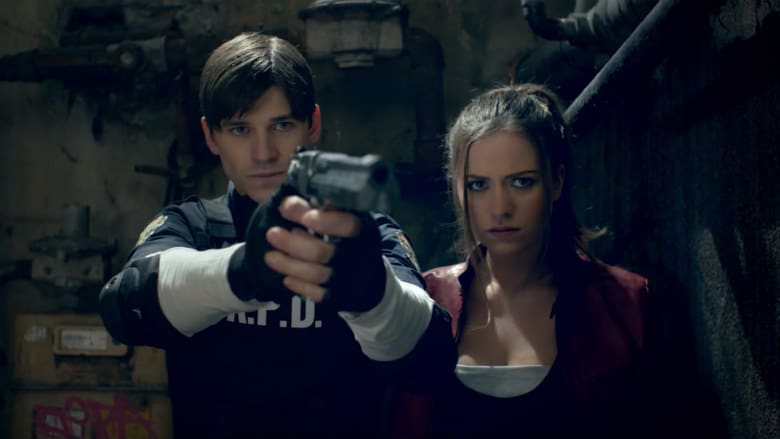 Resident Evil 2 Live Action Trailer