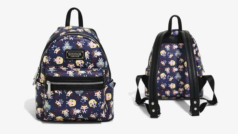 Stranger Things Eleven Mini Backpack by Loungefly | Nerd Much?