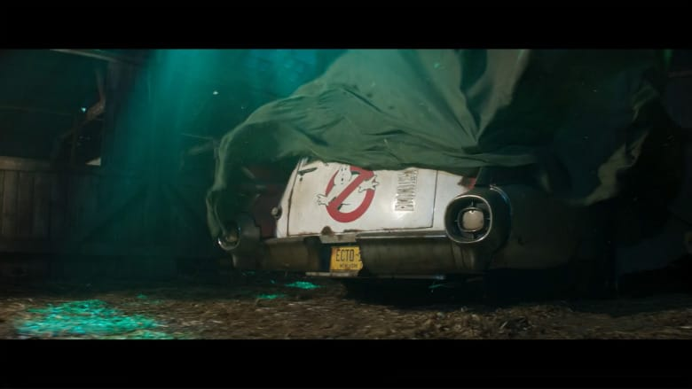 new Ghostbusters movie