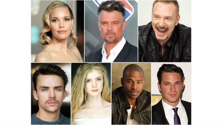 Jupiter's Legacy Cast
