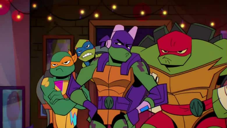 Rise of the Teenage Mutant Ninja Turtles Movie