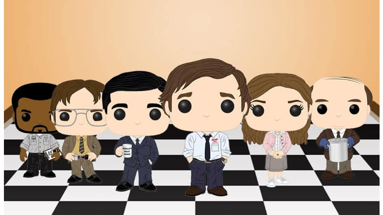 The Office Funko Pop