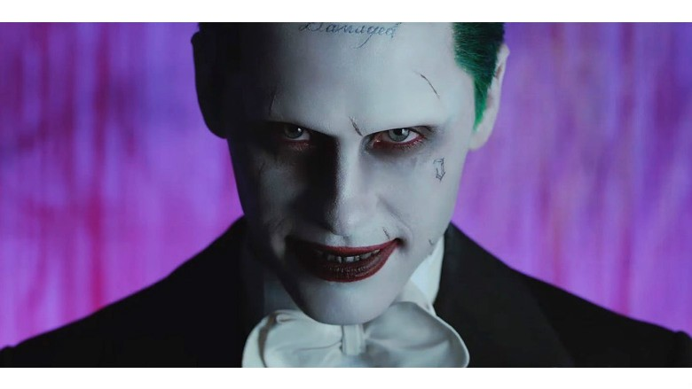 Jared Leto Joker Movie Canceled