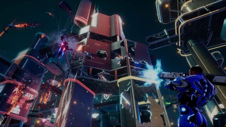 crackdown 4 multiplayer