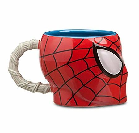 Spider-Man Sculpted Coffee Mug