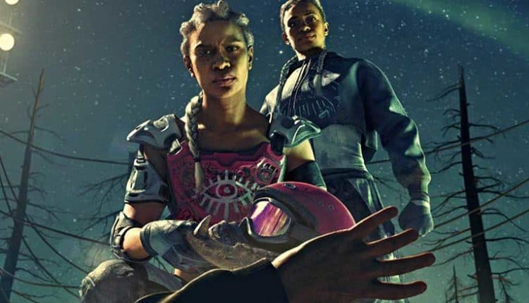 far cry new dawn sisters
