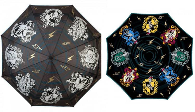 harry potter color changing umbrella