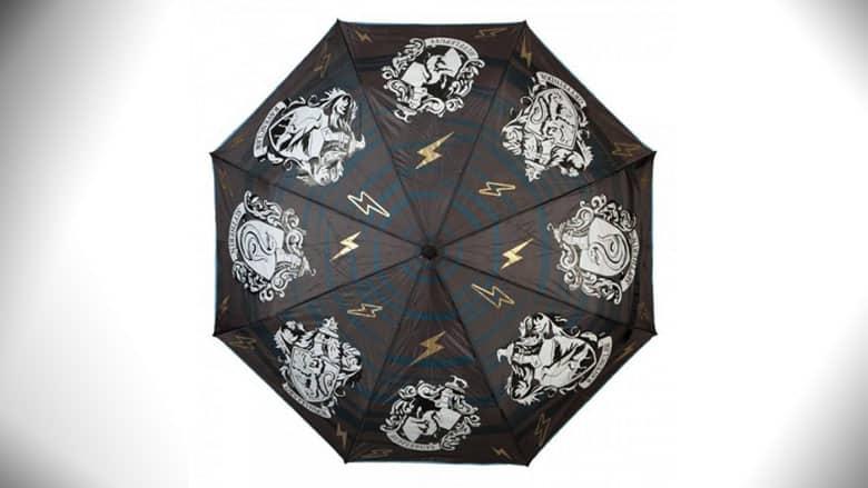 harry potter color changing umbrella