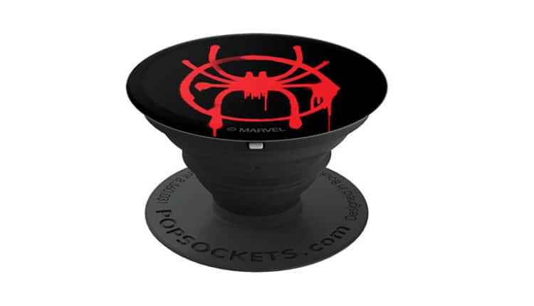 Into the Spider-Verse Miles Morales PopSocket