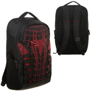 Spider-Man Built Up Backpack