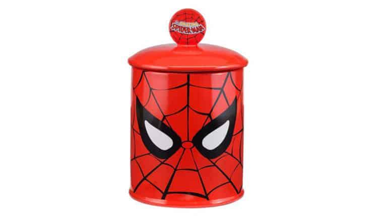 Vandor Marvel Spider-Man Ceramic Cookie Jar