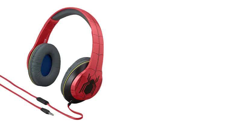 Marvel's Spider-Man: Homecoming Headphones